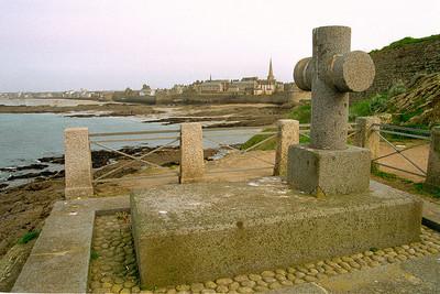 Visita a la tumba de Chateaubriand