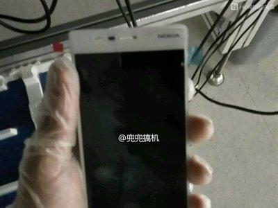 Filtradas imágenes y posibles características del Nokia E1, un gama media con Android Nougat