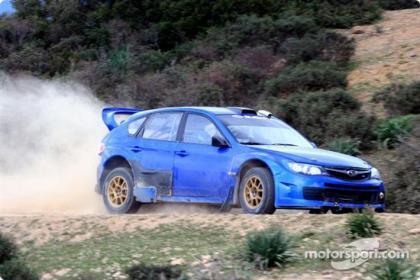 El debut del nuevo Subaru llegará en Finlandia