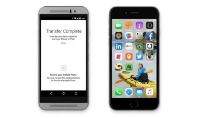 Move to iOS, la app con la que Apple quiere facilitar la migración desde Android