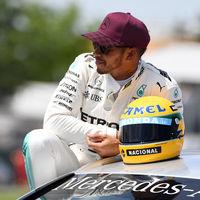 ¿Está pilotando mejor Lewis Hamilton que Ayrton Senna? Los nuevos grafismos de Amazon para la Fórmula 1 lo mostrarán