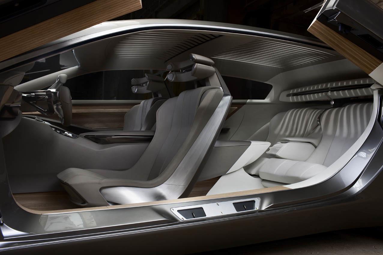 Foto de Peugeot HX1 Metamorphosis (17/17)