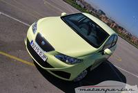 SEAT Ibiza Ecomotive, prueba de consumo (parte 1)