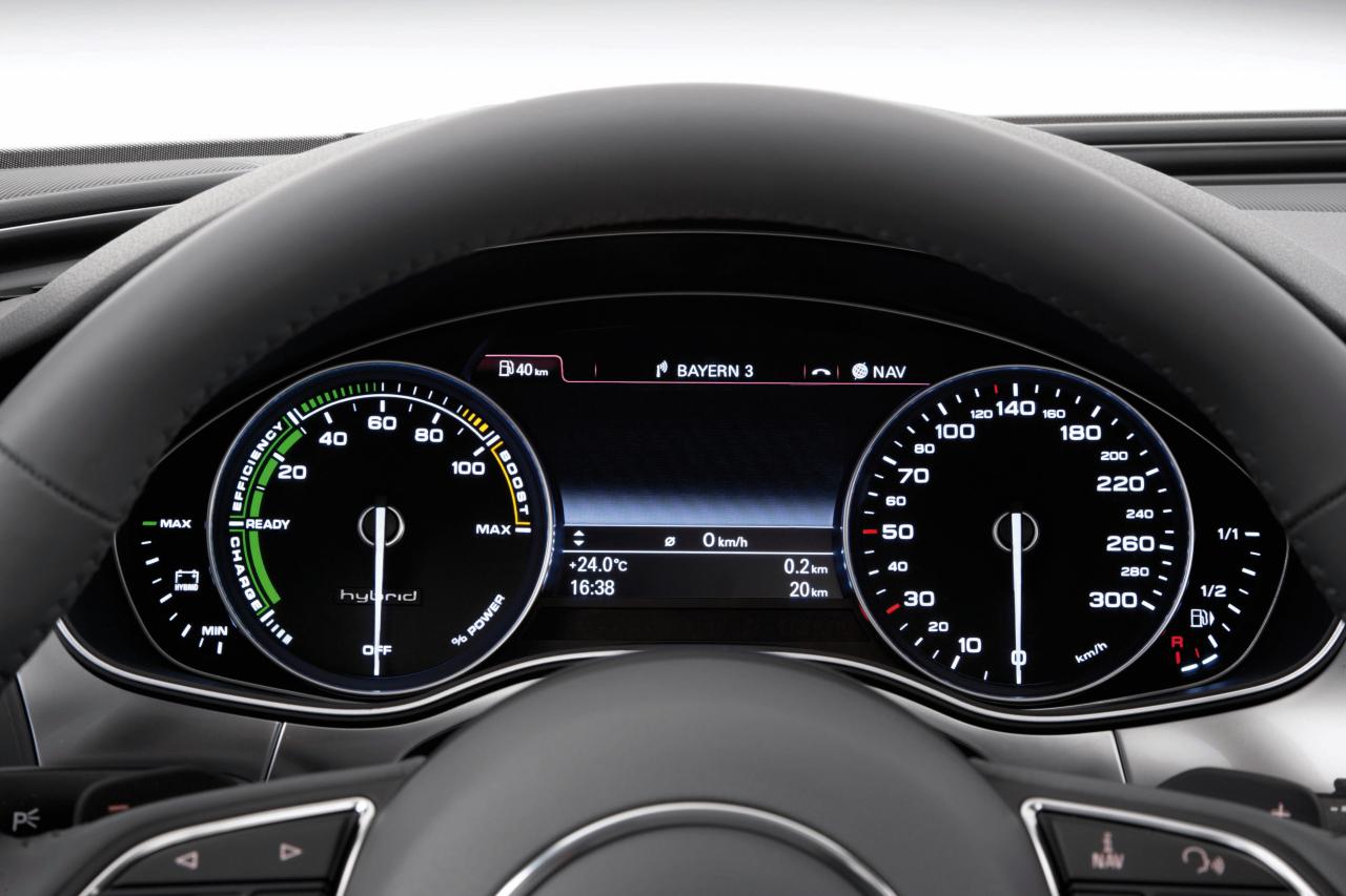 Foto de Audi A6 hybrid (6/19)