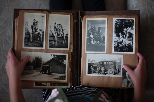 Consejos para crear y organizar un buen álbum de fotos