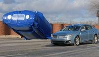 Solución ¿barata? para los choques ocurridos en pruebas de Ford