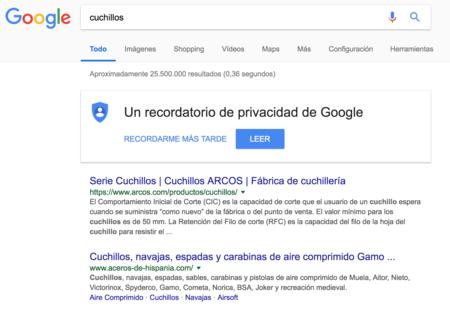 busqueda en google