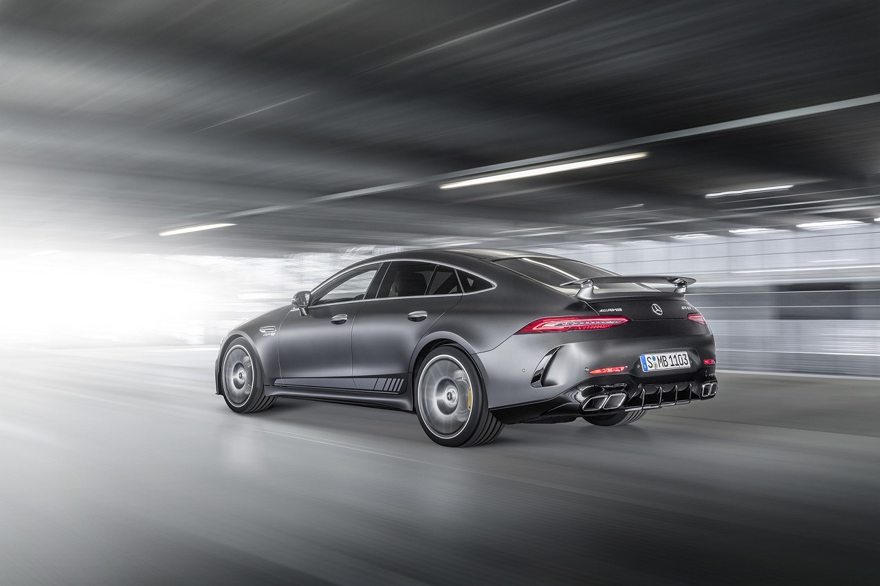 Foto de Mercedes-AMG GT 63 S 4MATIC+ Edition 1 (3/7)