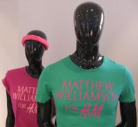 Concurso camisetas de Matthew Williamson para H&M