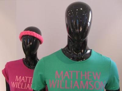 Concurso camisetas de Matthew Williamson para H&M