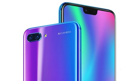 Honor 10 Pantalla