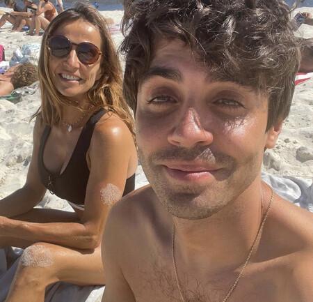 Javier Ambrossi y Sofia Ambrossi