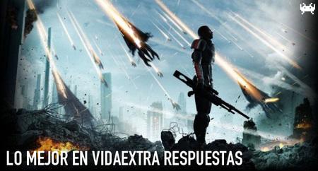 El final de 'Mass Effect 3', la baja dificultad en los juegos actuales y más en VidaExtra Respuestas