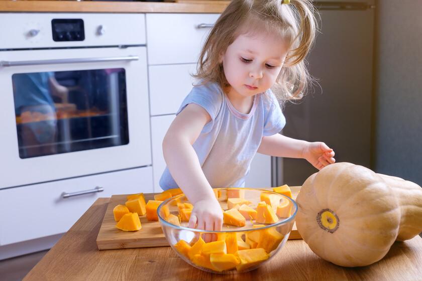 21 recetas con calabaza fáciles para que los niños disfruten en Halloween de esta deliciosa hortaliza
