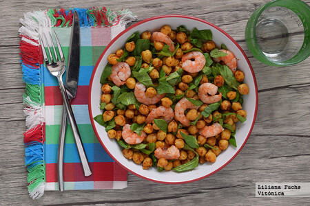 Tu dieta semanal con Vitónica: menú rico en fibra para saciar sanamente al organismo