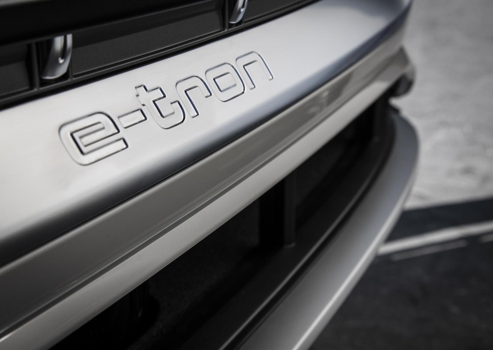 Foto de Audi e-tron (40/111)