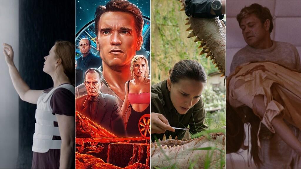 13 películas basadas en libros clásicos de ciencia-ficción que puedes ver en streaming