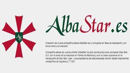Nace en España una nueva compañía aérea, Alba Star