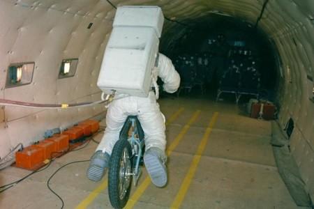 Moto Electrica Espacio 2