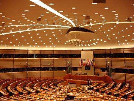 Ningún eurodiputado del PSOE ha firmado la declaración contra ACTA