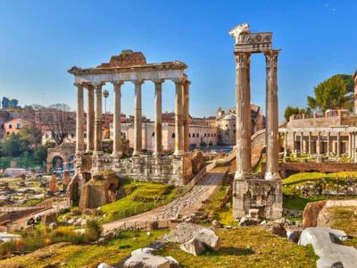 """Este verano visita los mejores """"Foros Imperiales"""" de Roma"""