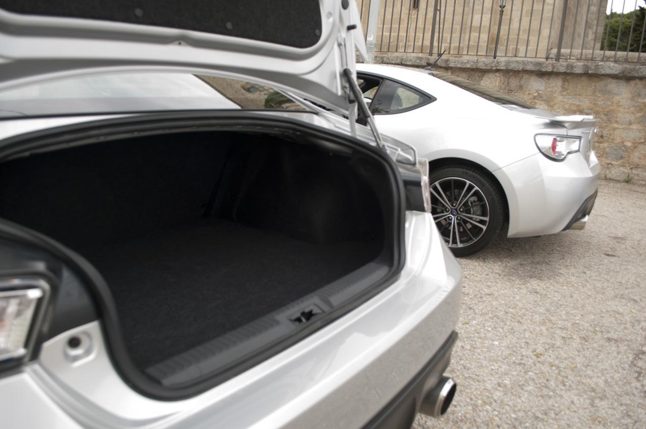 Subaru BRZ (presentación)
