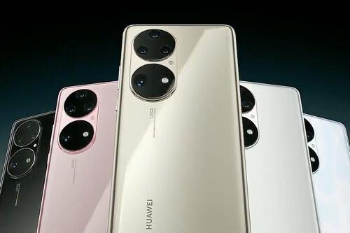 Huawei P50 y P50 Pro: el esperadísimo salto en tasa de refresco en esta familia es oficial junto a su llamativo diseño