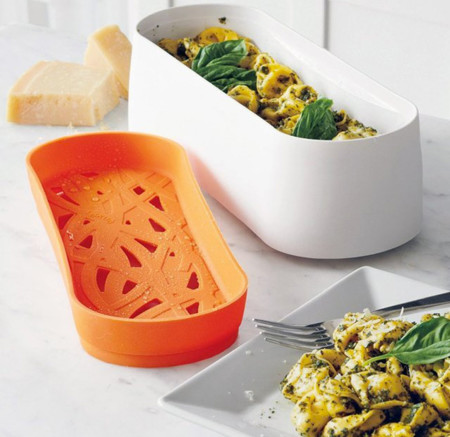 Cocinar pastas en el microondas, ahora es posible