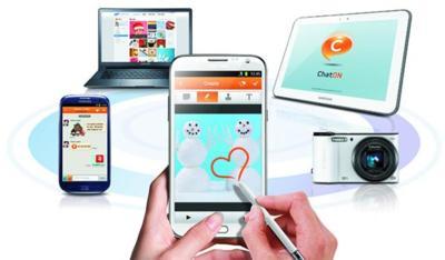 Samsung lanza ChatON 2.0, con inicio de sesión múltiple y más