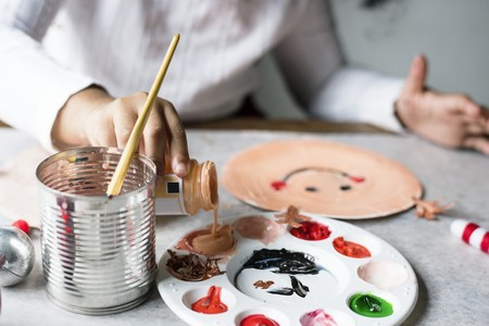 15 divertidas manualidades navideñas para niños