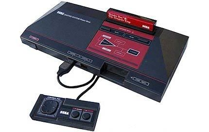 Master System llega a la consola virtual de Wii en EE.UU.
