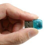 Receptor IrDA diminuto por USB
