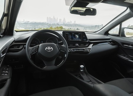 Toyota C Hr Interior 2