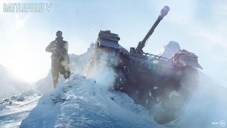 Battlefield V Lightning Strikes