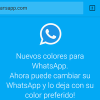 "Cuidado con el ""WhatsApp.com"" falso que busca infectarte con malware"