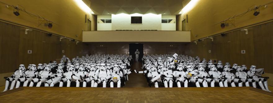 Foto de El día a día de los Stormtroopers (9/16)