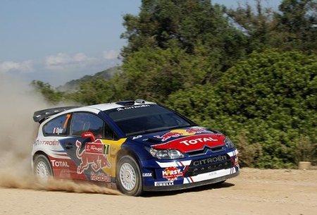 Sébastien Ogier puntuará para Citroën en los rallyes de tierra