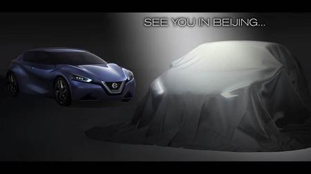 Un nuevo sedán de Nissan debutará en China