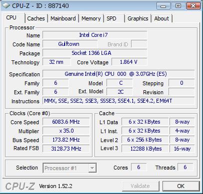 Intel Core i7 980X, el primer microprocesador de seis núcleos empieza a acercarse
