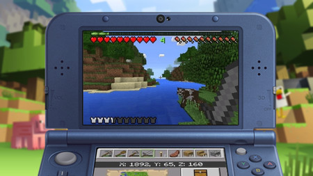 Minecreaft 3ds