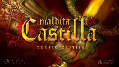 Maldita Castilla EX, el fantástico videojuego de Locomalito, llegará a Nintendo 3DS el 13 de julio