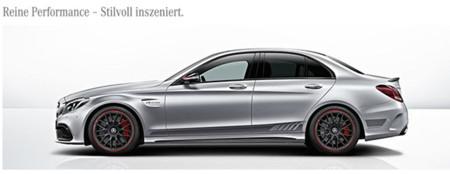 Mercedes Edition 1 C63amg 9