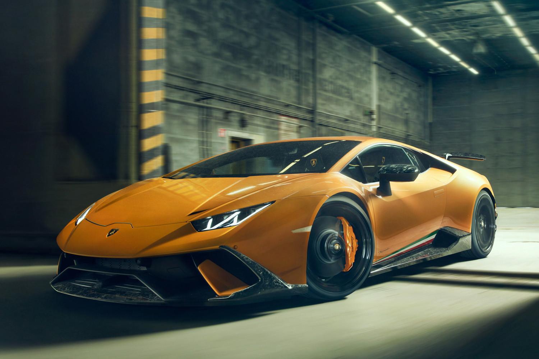 Foto de Novitec Lamborghini Huracán (14/17)