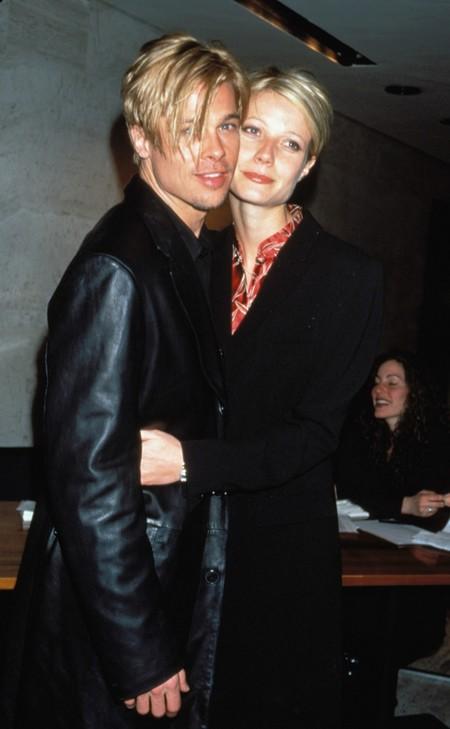 Parecido Brad Pitt Gwyneth Paltrow