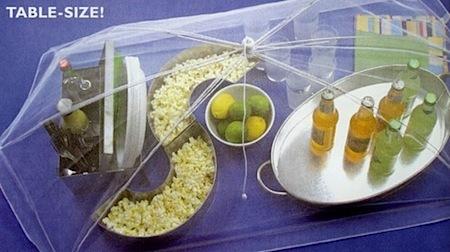 Una tienda para tu comida de picnic