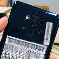 Aparece un Nokia con cinco cámaras, pero ¿en serio es necesario tanto?