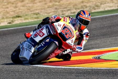 Sam Lowes Moto2 Aragon 2016 2
