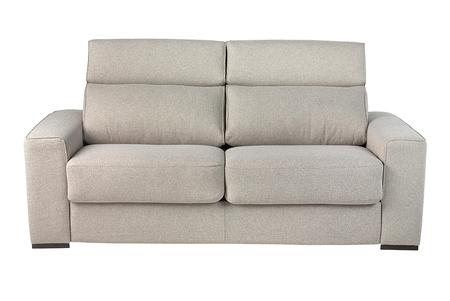 Sofá cama tapizado