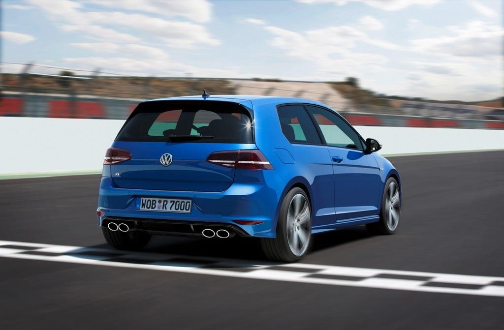 Foto de Nuevo Volkswagen Golf R (14/25)