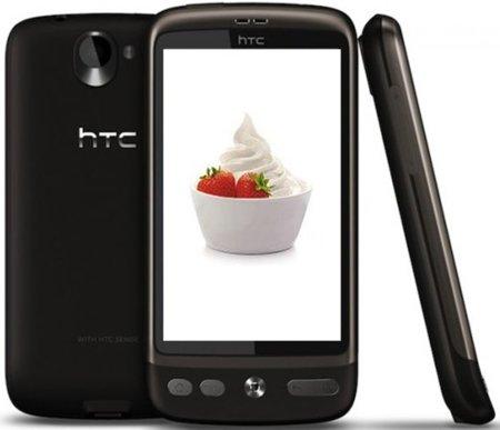 El HTC Desire europeo se actualiza a Android 2.2 este mismo fin de semana